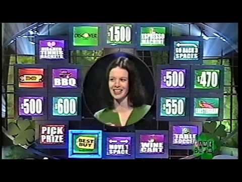 Whammy:  The All New Press Your Luck:  March 17, 2003  (Hour Long Season Premieres)
