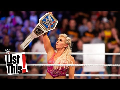 10 WWE records that were broken in 2018: WWE List This!