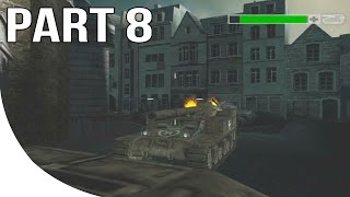 Call of Duty Finest Hour Gameplay Walkthrough Part 8 - Western Front - Sewers