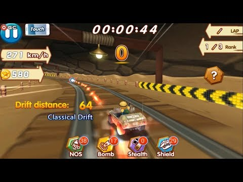 Crazy Racing / Classic Crazing Racing Game / Android Gameplay FHD #5