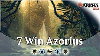 The Color Challenge - Ep. 10 - Azorius Nexus Amulet Bo1 MTG Arena Deck Guide