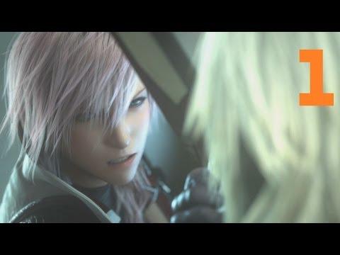 [Part 1] Story Only: Lightning Returns - Final Fantasy XIII Gameplay Walkthrough (Final Fantasy 13)