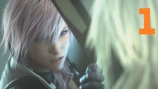 [Part 1] Story Only: Lightning Returns - Final Fantasy XIII Gameplay Walkthrough (Final Fantasy 13)