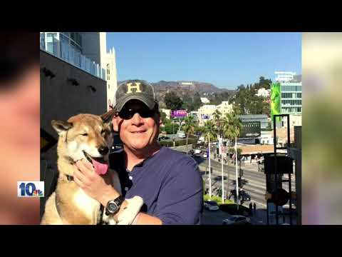 David Fisch - Dog Owner Takes Terminally Ill Dog On An Epic Ride
