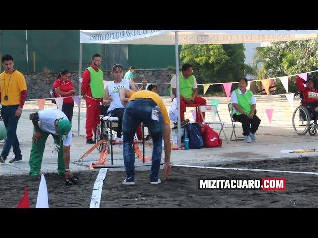 Atletas paralímpicos, orgullo michoacano