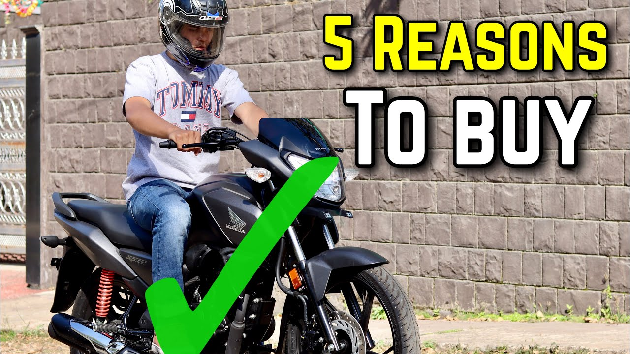 5 Pros of Honda SP 125 BS6   Why its better than pulsar