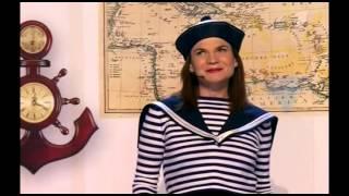 КВН 2014 Одесские мансы - Морячка и моряк.