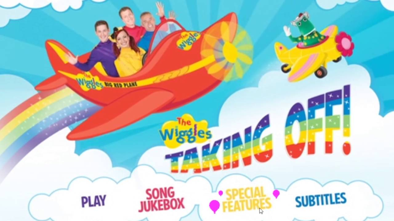 Wiggles Taking Off Tour