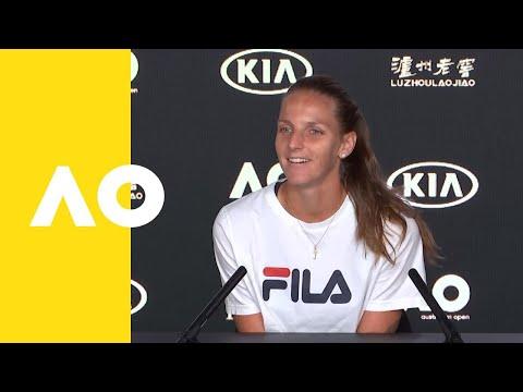Karolina Pliskova press conference (QF) | Australian Open 2019