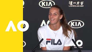 Karolina Pliskova press conference (QF) | Australian Open 2019