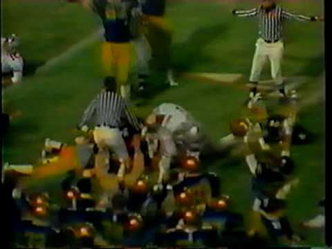 1981 Liberty Bowl: Ohio State v. Navy (Drive-Thru)