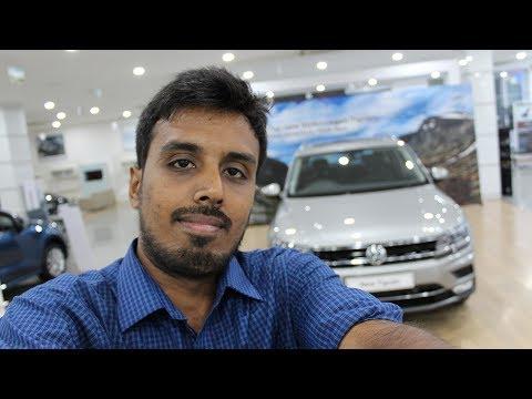 New Tiguan Walk around | Volkswagen India | Prashanth Sridharan