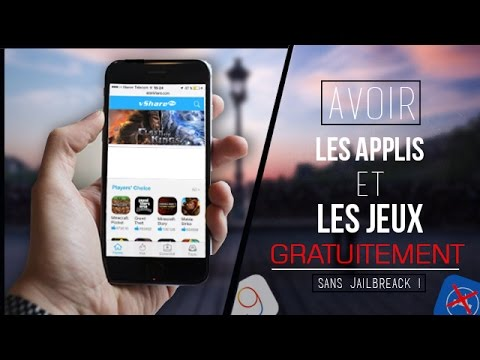 Comment telecharger des applis gratuitement / Jeux Gratuit sur iPhone, iPad, iPod (sans Jailbreack)