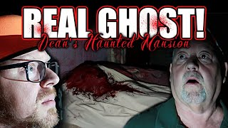 TERRIFYING PARANORMAL EXPERIENCE Inside Haunted Mansion! Activity Caught on Camera!!