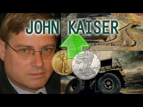 Precious Metals & Mining Stocks About to Rally hard! - John Kaiser Interview