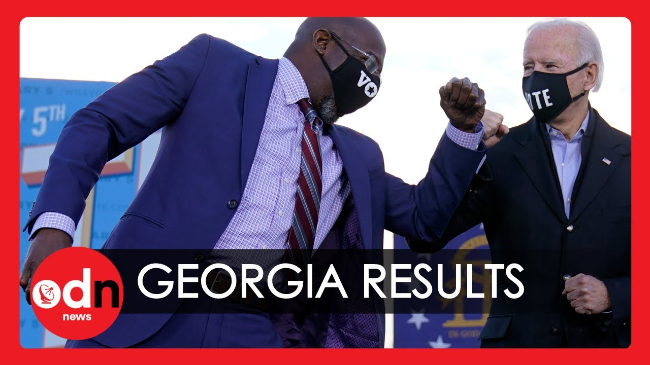 Georgia Run-Off Elections: Democrats Set to Control Senate With Double Victory