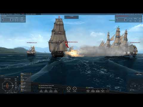 Naval Action : OW PvP-A New Beginning- Swedes v Danes 6 v 6