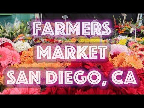 FARMERS MARKET! HILLCREST SAN DIEGO!!