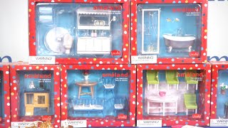 Smaland Swedish Doll's House Accessories From Lundby