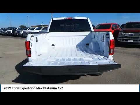 2019 Ford Expedition Max Midland TX 1931085