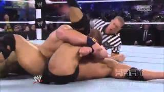 John Cena vs The Rock WrestleMania 29 Highlights HD