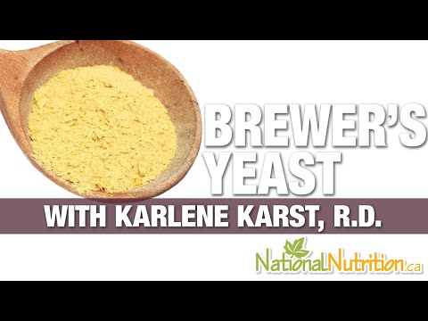 Brewer's Yeast - National Nutrition