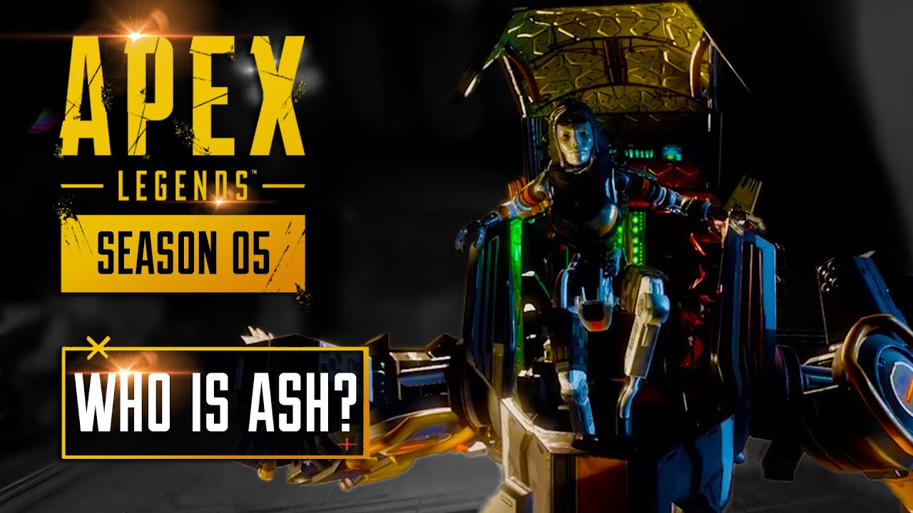 Who is Ash in Apex Legends??? Season 5