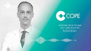 COPE | Avances de la cirugía por Láser Excimer con el Dr. Giacomo de Benedetti de Asunción Klinika