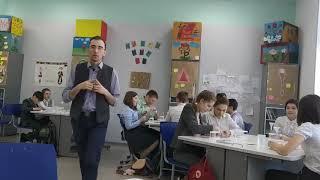 Занятие С.С. Лапаева