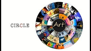 Graphic Design | Circle Art | Adobe Photoshop