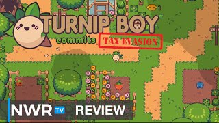Turnip Boy Commits Tax Evasion (Switch) Review (Video Game Video Review)