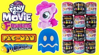 My Little Pony Movie Fashems And Pac Man Mashems
