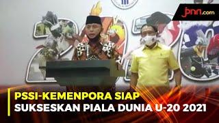 Piala Dunia U-20 2021, Iwan Bule: Terima Kasih Pak Jokowi - JPNN.com