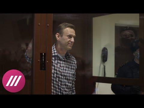 «Россия будет счастливой»: последнее слово Навального о Боге, спасении и одиночестве.