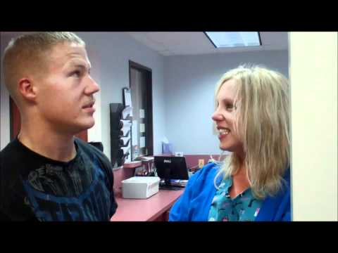 1 marine surprises 7 family members