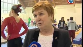 Международный турнир по спортивной гимнастике на призы Антонины Кошель стартовал в Минске