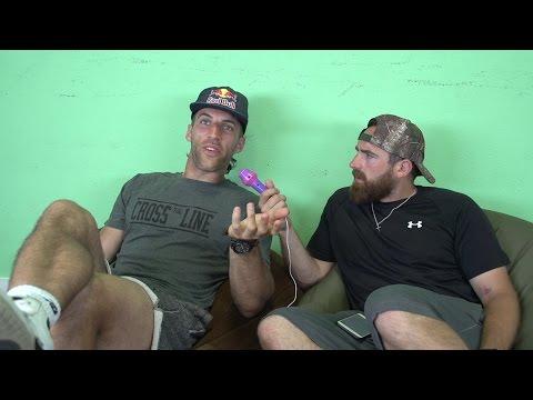 Dude Perfect Lacrosse Behind the Scenes | Paul's GoPro