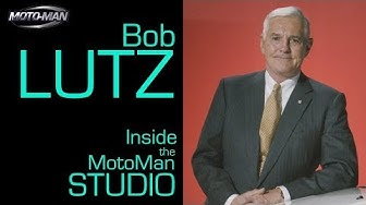 Bob Lutz: Car Brands are Dying - Inside the MotoMan Studio
