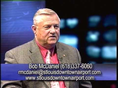A Conversation with Bob McDaniel - St. Louis Downtown Airport  6-11-13