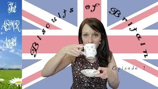 Asmr Biscuits Of Britain - Tea Drinking And Biscuit Tasting Ep1