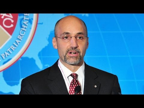 William Antholis (2nd Archon International Conference on Religious ...