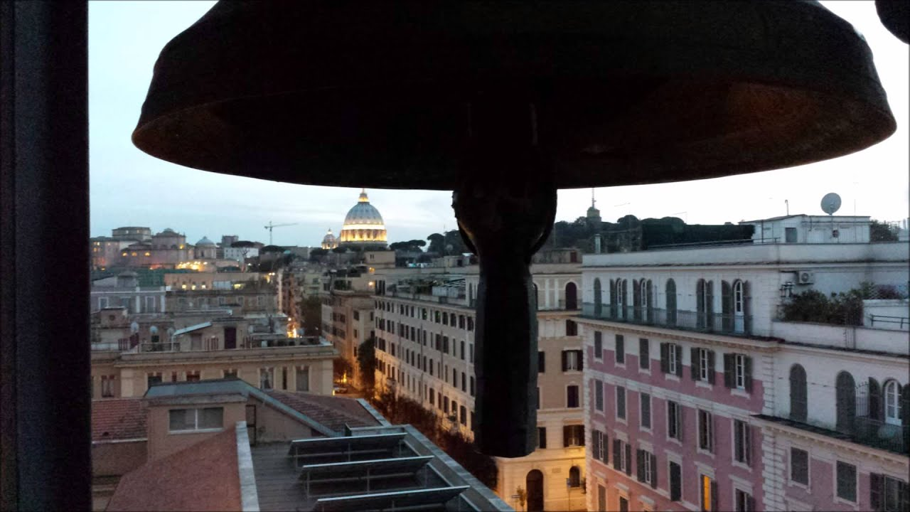 Campane di roma san giuseppe al trionfale carillon e for Di giuseppe arredamenti roma