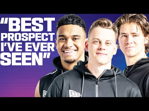 Coaches, Teammates, Analysts Recall First Time They Saw Top QB Prospects & What Makes Them Special