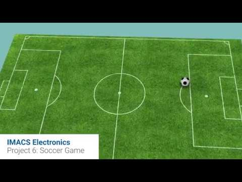 IMACS Electronics:  Soccer Game Project