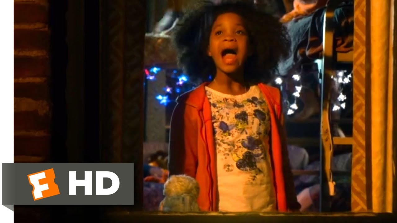 Download Annie (2014) - Maybe Scene (2/9)   Movieclips