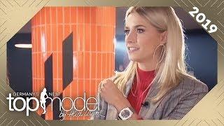 Lena Gercke coacht die Models im ersten Laufsteg-Training! | GNTM 2019 | ProSieben
