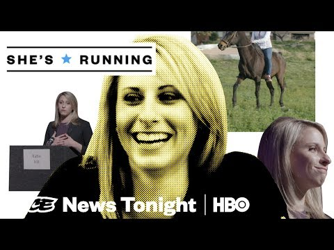 """She's Running: Inside The """"Most Millennial Campaign Ever""""   VICE News Tonight Special (HBO)"""
