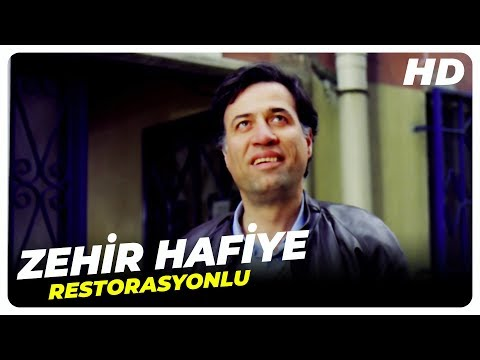 Zehir Hafiye / Kemal Sunal - HD Film (Restorasyonlu)