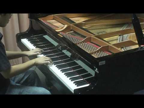 Passacaglia Piano Handel (pop Duet ver) By me