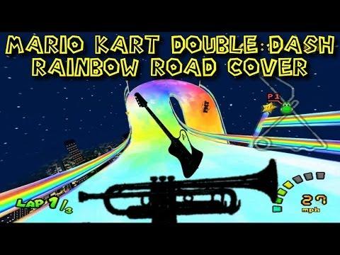 Trumpet Cover: Rainbow Road (Mario Kart Double Dash)